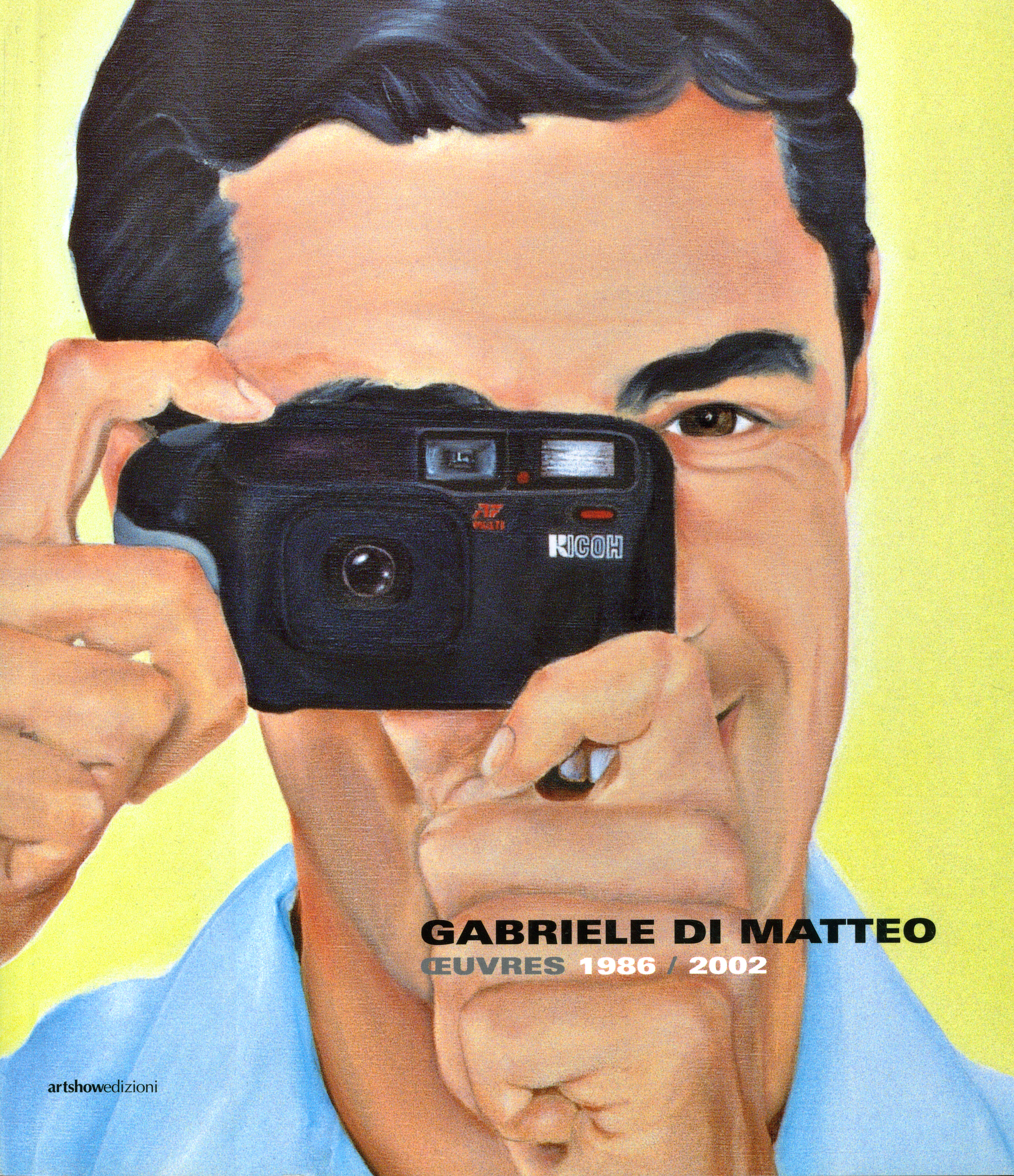 Gabriele Di Matteo: Oeuvres 1986/2002 - Cover Image