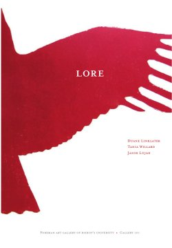 L O R E - Cover Image