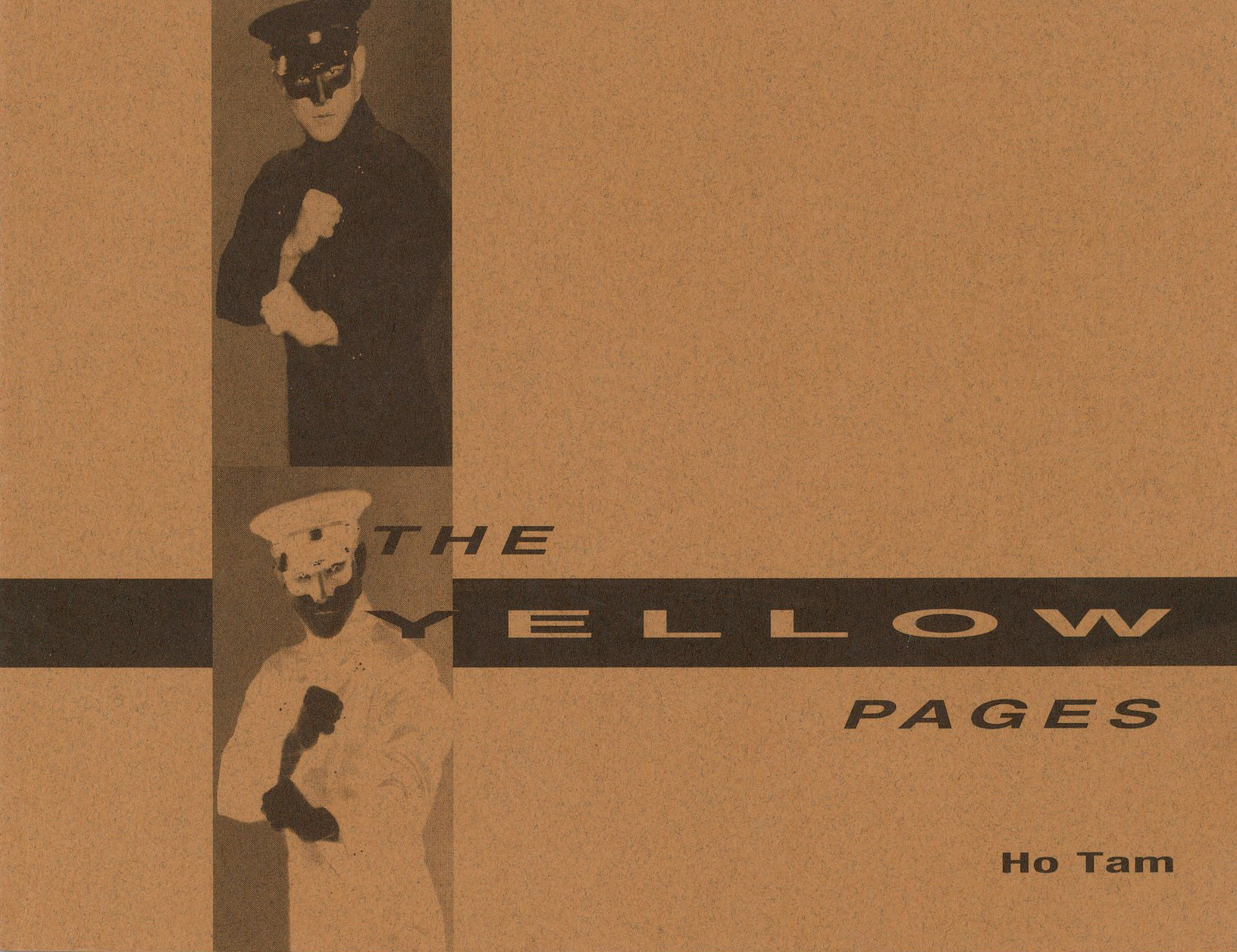 The Yellow Pages - Cover Image